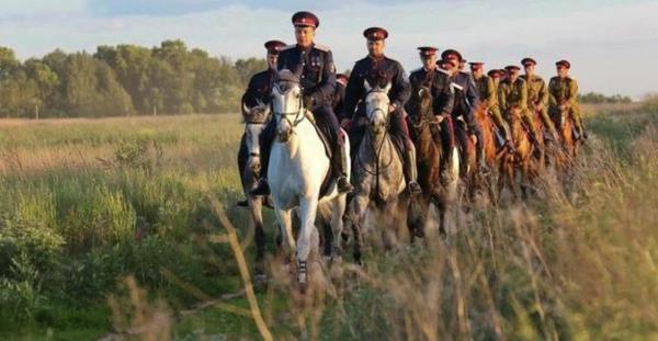 Конный переход в память казаков - участников битвы за Москву состоится в Подольске